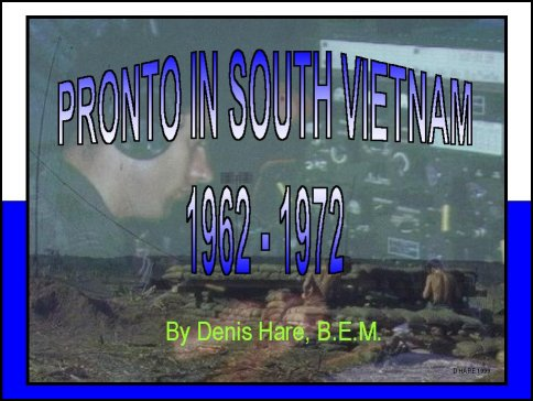 Pronto in South Vietnam